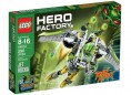 Hero Factory - Jet Rocka L44014
