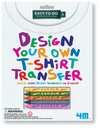 Set decoreaza-ti tricoul