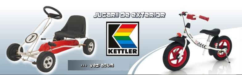 Jucarii de exterior Kettler